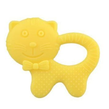 Newborn Babies Cartoon Silicone Comfort Teething Toys