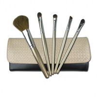 Kissemoji 5pcs Makeup Brush Set