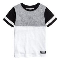 H&M Color-block T-shirt $9.99