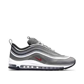 Best Deal Men's - Nike Air Max 97 UL - 2017 -  Metallic Silver/Varsity Red/White