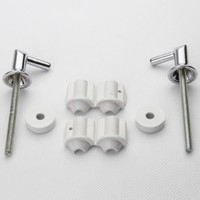 TOILET SEAT HINGES TO WHEEL FANTASIA / CAPRICE 99031