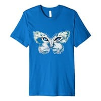 The Woman Butterfly T-shirt - Pretty to see, hard to catch