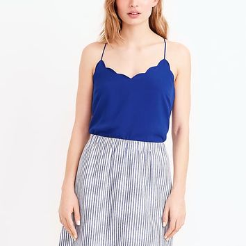 Scalloped cami top : FactoryWomen Mother's day shop | Factory