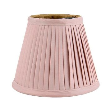 Pleated Empire Shade | Eichholtz Vasari - Light Pink