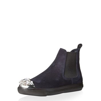 Miu Miu Women's Beatles Cap Toe Boot at MYHABIT