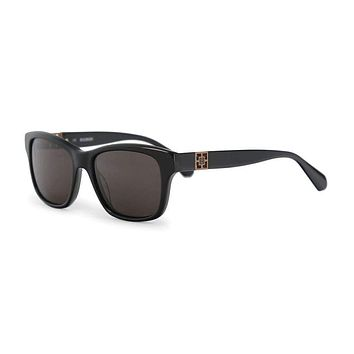 Balmain Unisex Black Sunglasses