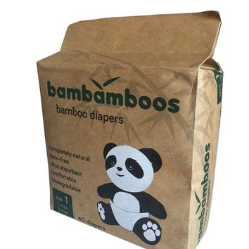 Bamboo Disposable Diapers