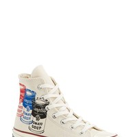Women's Converse Chuck Taylor All Star '70 Andy Warhol Collection High Top Sneaker,