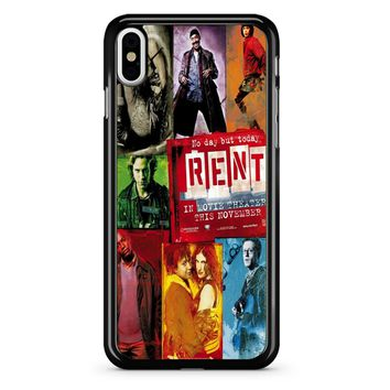Rent Broadway Musical iPhone X Case