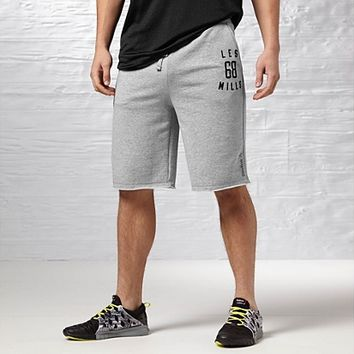 Reebok Men's Les Mills French Terry Short Shorts | Official Reebok Store