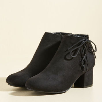 Pick of the Patch Bootie | Mod Retro Vintage Boots | ModCloth.com