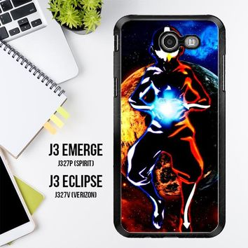 Avatar Aang The Last Airbender Z0003 Samsung Galaxy J3 Emerge, J3 Eclipse , Amp Prime 2, Express Prime 2 2017 SM J327 Case