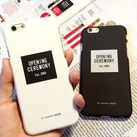 Simple Case Cover for iphone 5s 6 6s Plus Gift 184