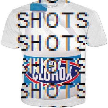 """Drink Bleach"" Tee"