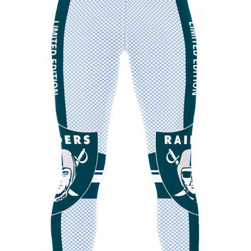 Oakland Raiders NFL Limited Edition Leggings