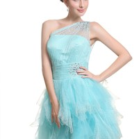 Dresstells Prom Dresses Short Party Evening Gowns 2014