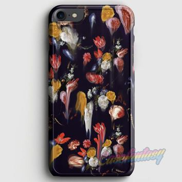 Gothic Floral iPhone 7 Case