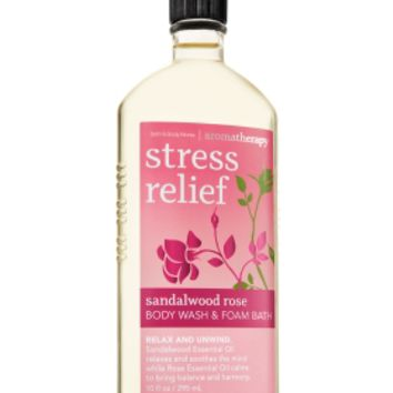 Body Wash & Foam Bath Sandalwood Rose