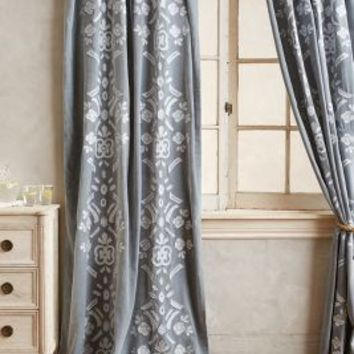 Ayar Curtain by Anthropologie