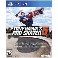 Tony Hawk's Pro Skater 5 PS4 Video Game