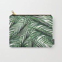 Tropical Carry-All Pouch by Elly Liyana