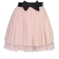 Paris in Summer Tulle Skirt