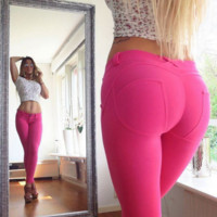 Slim leggings high elastic yoga pants