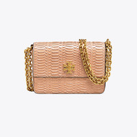 Tory Burch Kira Snake Double-strap Mini Bag