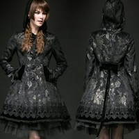 Punk Rave | Secret Garden Coat - Buy Online Australia Tragic Beautiful