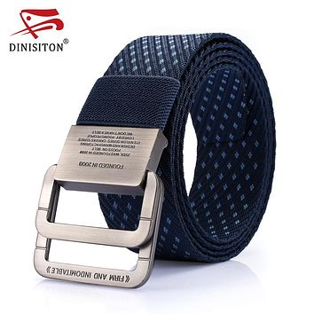 Canvas Tactical Belt Men High Quality Military Belts For Men Waist Nylon Belt Casual Equipment Strap