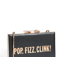 kate spade new york 'all that glitters - emanuelle' frame clutch | Nordstrom