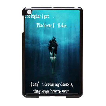 Bring Me To The Horizon Bmth Fahion iPad Mini Case