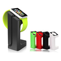 Apple Watch Stand Charging Dock Bracket Docking Station Holder for 2015 Apple Watch 38mm and 42mm