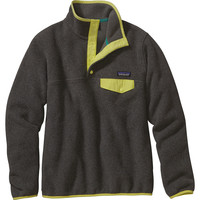 Patagonia Synchilla Lightweight Snap-T (Women's) - Fleece Jackets - Rock/Creek