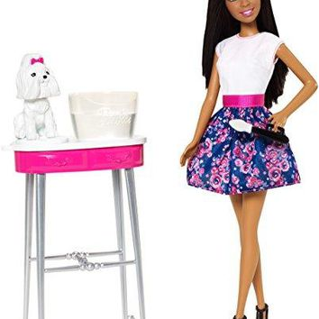 Barbie Color Me Cute African-American Doll