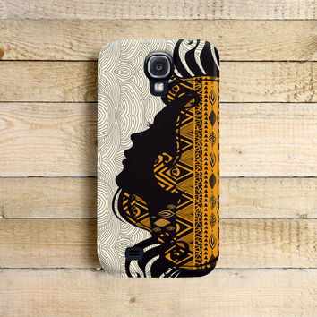 Tribal Dreams - iPhone 6, 5/5c, 4/4s case, Samsung Galaxy S3/S4