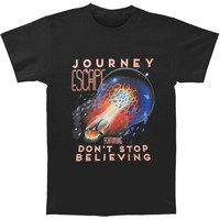 Journey Men's  Escape Slim Fit T-shirt Black