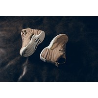 AA SPBEST WMNS Air Jordan 12 Retro - Vachetta Tan/Metallic Gold