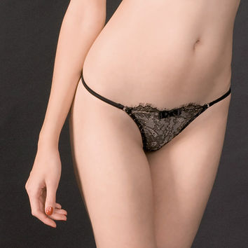 Maison Close: Jardin Imperial Thong