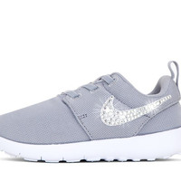 Girls' Nike Roshe One - Crystallized Swarovski Swoosh - Infant/Toddler (2c-10c)
