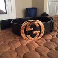 ONETOW Gucci Belt For Men Size 32