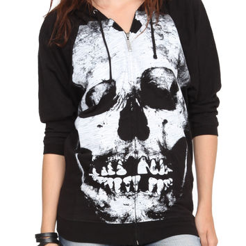 Iron Fist Loose Tooth Hoodie