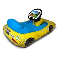 CTA Digital SpongeBob SquarePants Inflatable Sports Car for iPad CTA-NIC-SIK