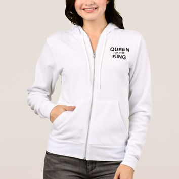 Queen of the King Hoodie