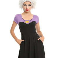 Disney The Little Mermaid I Am Ursula Dress