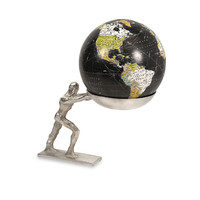 Whole World in His Hands Globe
