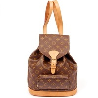 Louis Vuitton Montsouris Backpack 5708 (Authentic Pre-owned)