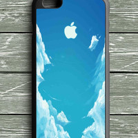 Blue Sky High iPhone 6S Plus Case