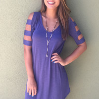 A Beautiful Thing Dress - Purple