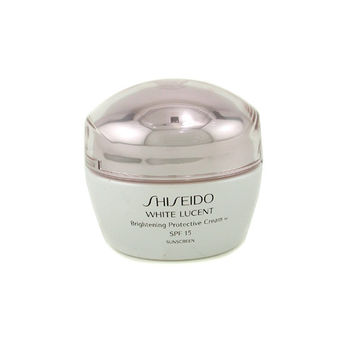 SHISEIDO by Shiseido White Lucent Brightening Protective Cream W SPF 15 PA++ --50ml/1.8oz